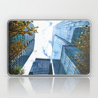 Between The Trees and Beyond  Laptop & iPad Skin