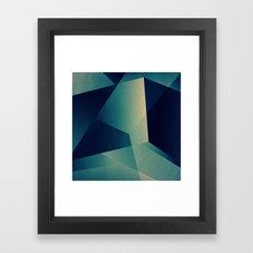 Abstract #137 Framed Art Print