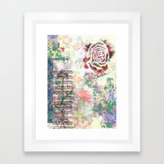 Since then... Framed Art Print