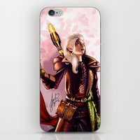 Dragon Age Inquisition - Aspen the elvish mage iPhone & iPod Skin