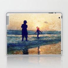 Beauty in the Blues Laptop & iPad Skin
