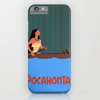 Pocahontas iPhone 6 Slim Case