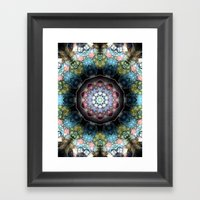 Abstract 66 Framed Art Print