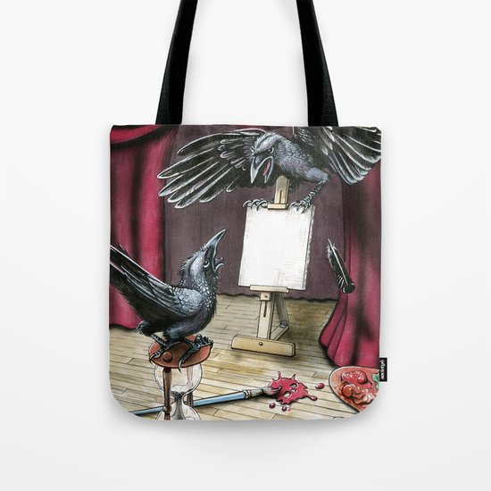 The Stalemate  Tote Bag