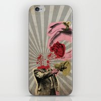 Finish your game iPhone & iPod Skin