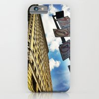 Looking Up At Flat Iron iPhone 6 Slim Case