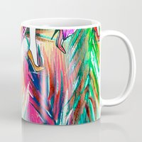 Summer Vibes #fashionillustration  Mug