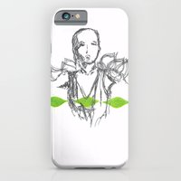Leaf Lady iPhone 6 Slim Case