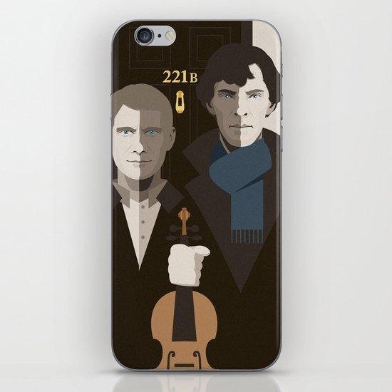British Gothic iPhone & iPod Skin