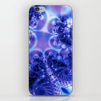 Space Frost iPhone & iPod Skin