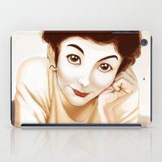Tautou iPad Case