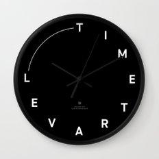 Timetravel Wall Clock Wall Clock