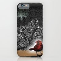 iPhone & iPod Case featuring My Haus by Sarah Churchill