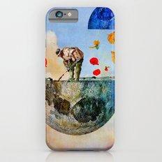 The gardener of the moon iPhone 6s Slim Case