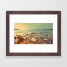 Mermaid Life Framed Art Print