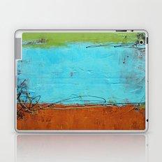 Rusted Graffiti Laptop & iPad Skin