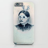 iPhone & iPod Case featuring Marcia by nicholas colen