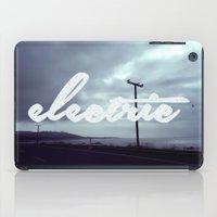 electric iPad Case