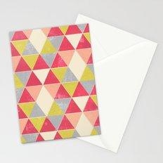 Tri-Frenzy Stationery Cards