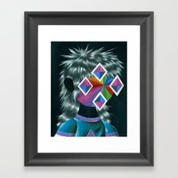 Beautiful Dreamer Sylves… Framed Art Print