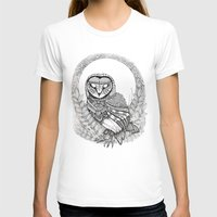 equinox Womens Fitted Tee White SMALL
