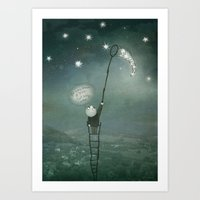 For Every Dream Of Yours… Art Print