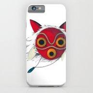 Mononoke Mask  iPhone 6 Slim Case