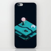 Earth Sandwich One, Variant C iPhone & iPod Skin