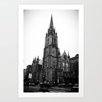 Church of the Covenant Art Print