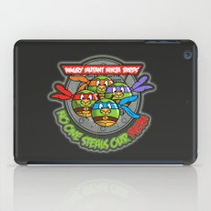 Angry Mutant Ninja Birds iPad Case