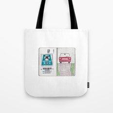 Roadtrip to Austria Tote Bag
