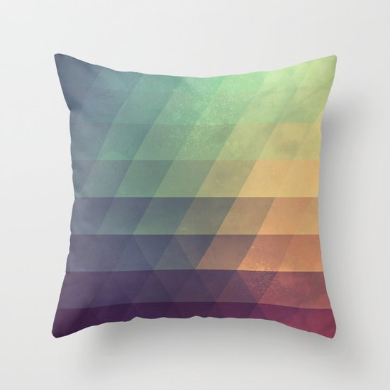 fyde Throw Pillow