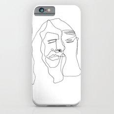 Portrait of Jesus iPhone 6 Slim Case