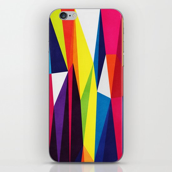 Colors For Sale iPhone & iPod Skin
