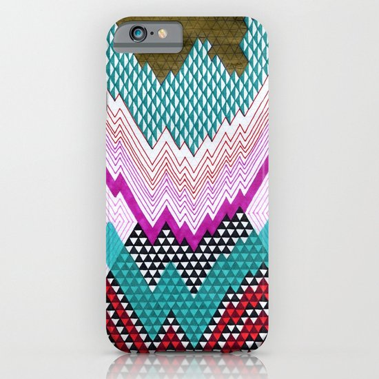 Isometric Harlequin #5 iPhone & iPod Case
