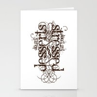 Don't Get Stressed. Do G… Stationery Cards