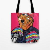 Shiba - The Hustler  Tote Bag