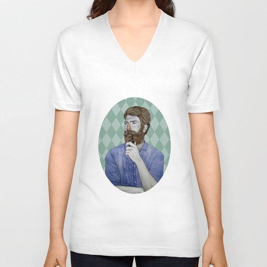 Igor V-neck T-shirt