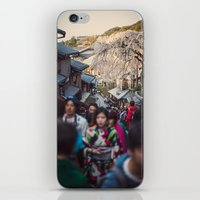 The Road To Kiyomizu, Ky… iPhone & iPod Skin