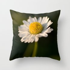 Dearest Daisy Throw Pillow
