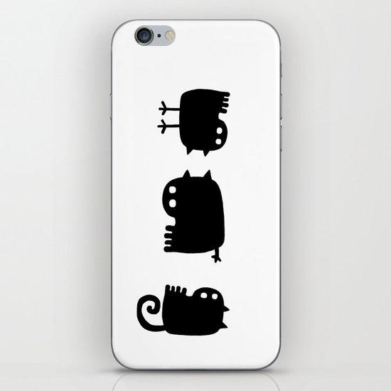 Diversity iPhone & iPod Skin