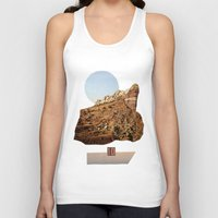 rock ten Unisex Tank Top