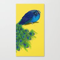 The Beauty That Sleeps -… Canvas Print