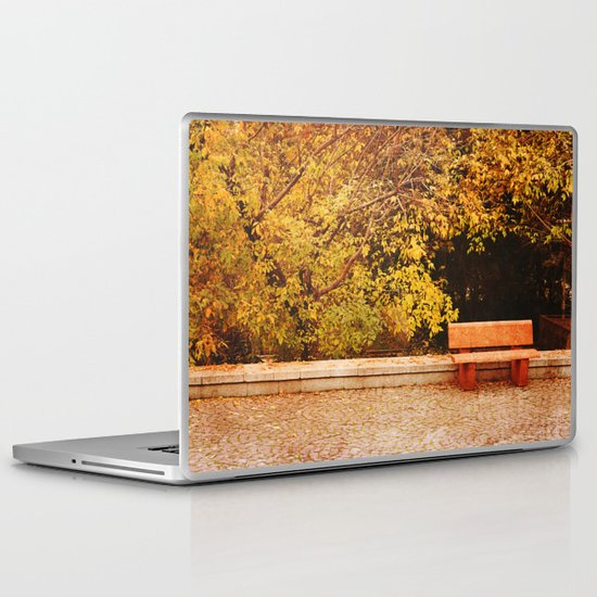 Perfect Spot Laptop & iPad Skin