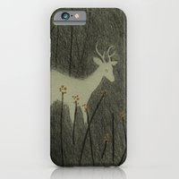 iPhone & iPod Case featuring Deer by Linette No