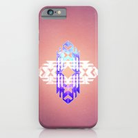 iPhone & iPod Case featuring Aztec Track by Daniella Gallistl