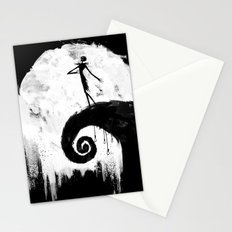 All Hallow's Eve Stationery Cards