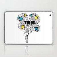 Think, Dude. Laptop & iPad Skin