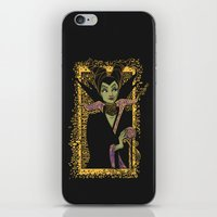 The Dark Faerie iPhone & iPod Skin
