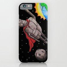 Super Hero Bot iPhone 6 Slim Case
